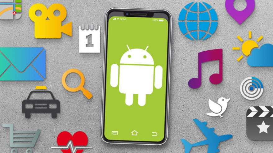 How to create your application on Android