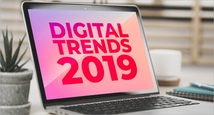 Digital trends in 2019